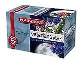 Pompadour - Té de valeriana plus 5 - 20 bolsitas (40 g)