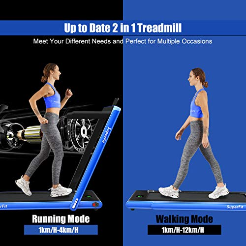What is the smallest electric treadmill?