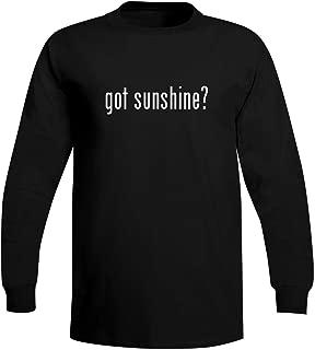 The Town Butler got Sunshine? - A Soft & Comfortable Men's Long Sleeve T-Shirt