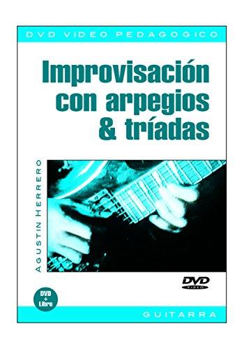 Improvisación Con Arpegios & Tríadas. Pour Guitare