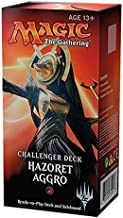 Magic The Gathering Challenger Deck: Hazoret Aggro (Red) WOCC54800000-Aggro