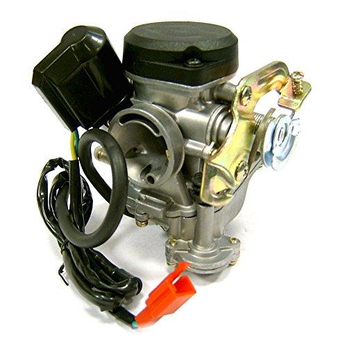 Sport Carburador 50–80ccm * 19mm * por ejemplo para Baotian Saro Sport AGM GMX benzhou yiying yy50t Flex Tech huatian Hyosung Buffalo Wind motino benero eppella GMX Jinlun jmstar Kreidler