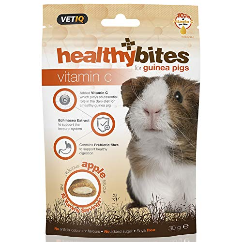 Healthy Bites for Guinea Pigs Vitamin C 30G MP