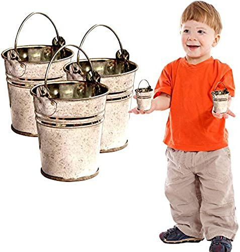 buen precio Toy Cubby Adorable Gardening and and and Party Favor Mini Buckets - 24 pieces by Toy Cubby  Venta barata