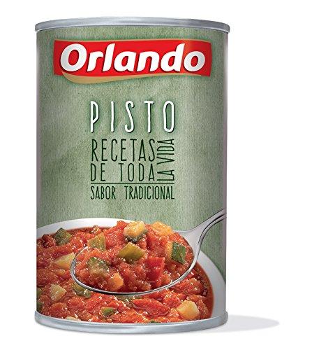 Orlando Platos Preparados Pisto Lata 415 g