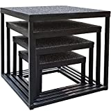 Meister Elite Steel Plyo Jump Boxes for...
