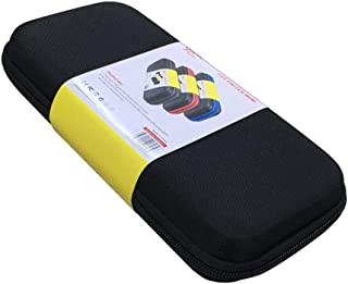 Bbbbaby NorthスイッチライトコンソールアクセサリーのためのCoalStoreミニ携帯用ハードEVAシェル防水ストレージバッグキャリングケース