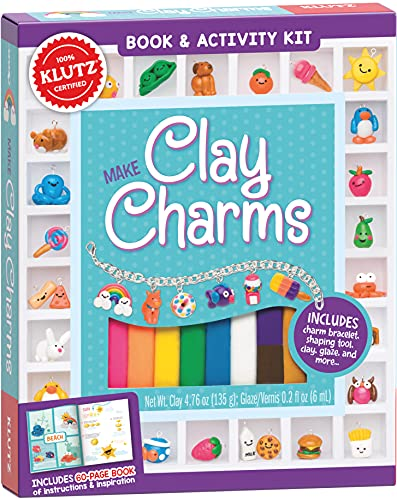 Make Clay Charms (Klutz Craft Kit)