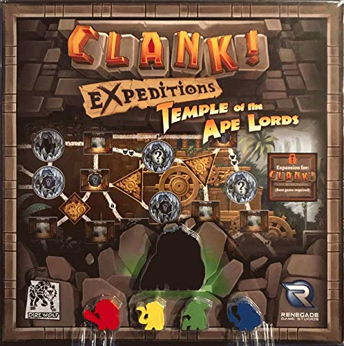 Renegade Games 2044 - Clank Expeditions: Temple of the Ape Lords