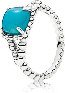 Pandora Women's Silver Crystal 925 Silver Ring