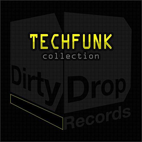 Altered Beats, The Analogeeks, Disco Splatters, Modulizer, SCHZ, Digibox, Pink a Pad's, Toy Quantize, Blorgio, Sabbyz, Deltamove, Pornorockerz, MartOpetEr, Scapo, Leuce Rhythms & Neofluxx