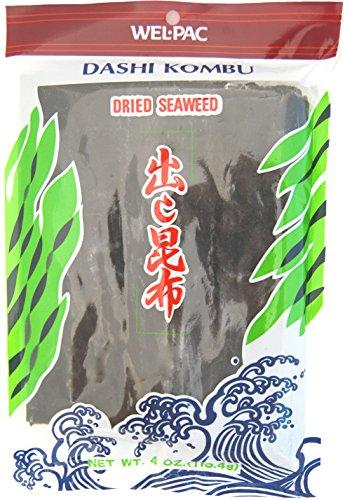 Wel-Pac Dashi Kombu Dried Seaweed 113.4g