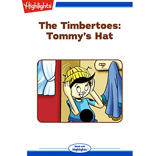 The Timbertoes: Tommy's Hat copertina