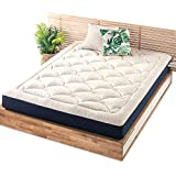 Mellow 8 Inch Marshmallow Mattress - Plush Memory Foam Pillow Top, OEKO-TEX and CertiPUR-US Certified, King