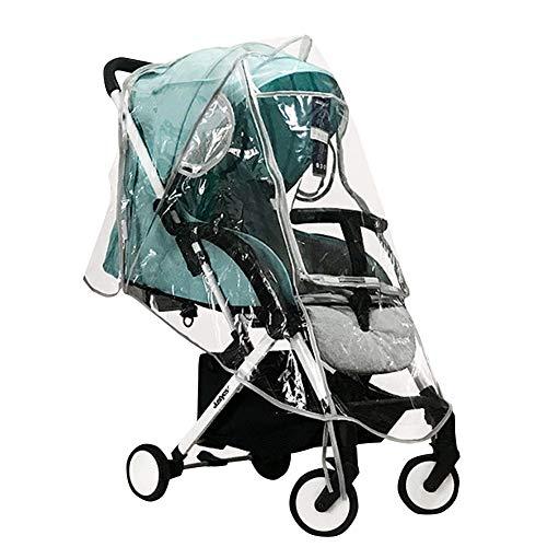 Happy Cherry Couverture universelle pour bébé, voiture, poussette, protection contre la pluie, le vent, la poussière - - Taille Unique