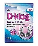 HPF KLOG Drain Cleaner Powder 40Gm Pack of 15pcs