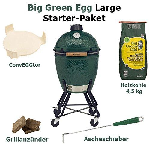 Big Green Egg Large - Starter-Paket
