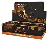Magic The Gathering Innistrad: Caccia di Mezzanotte - Set Booster Display da 30 Buste (ITA)