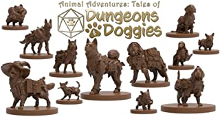 Dungeon Doggies Set 1 and Set 2 Bundle