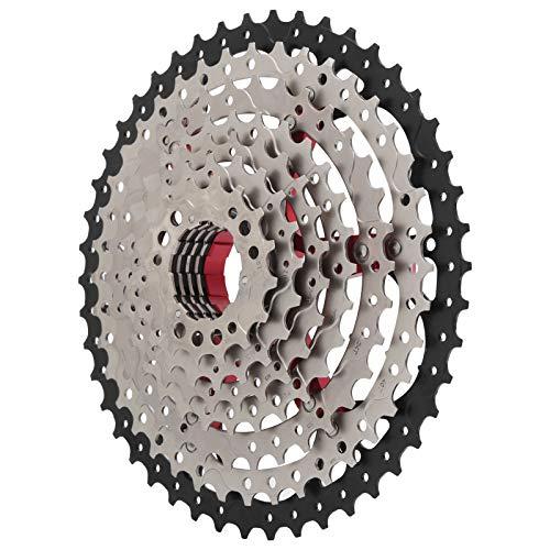 10 Velocidad Bicicleta de Montaña Rueda Libre 11T‑36T Dorado Accesorio De Bicicleta Para XT SLX Volante