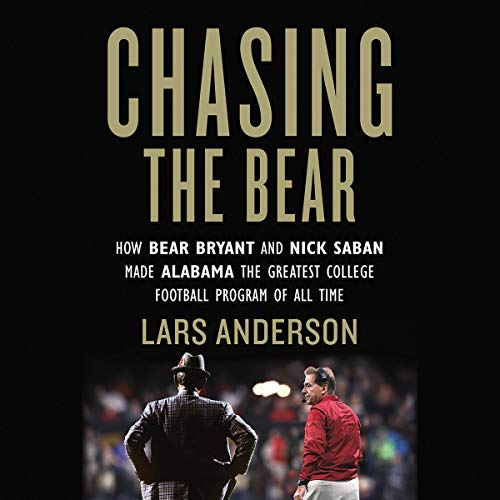 Chasing the Bear audiobook cover art