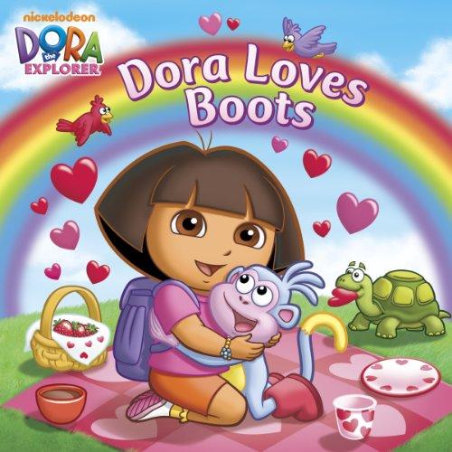 Dora Loves Boots (Dora the Explorer) (English Edition)