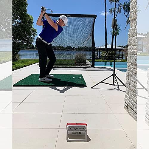 FlightScope Mevo+ Tragbarer persönlicher Startmonitor und Simulator für Golf - 5