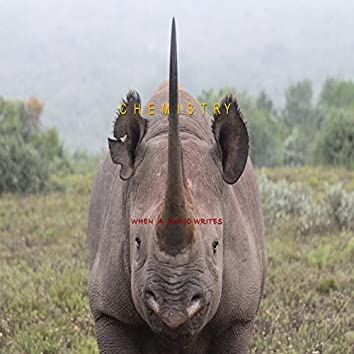 When A Rhino Writes