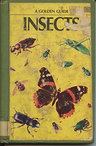 Insects: 225 Species in Full Color (A Golden Nature Guide)