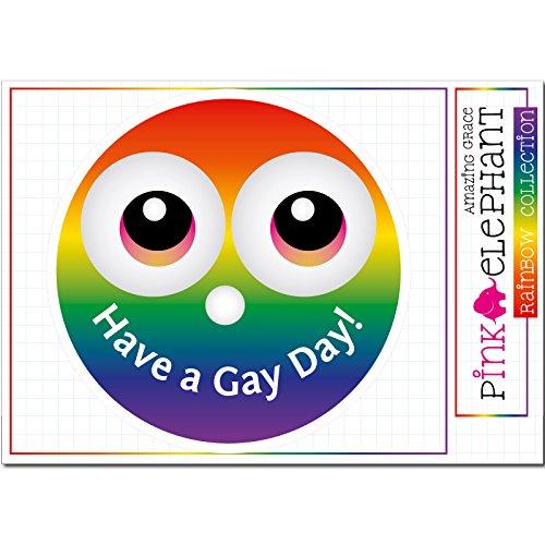 pinkelephant aufkleber rainbow collection 28