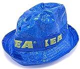 IKEA Knorva Eimerhut, Limitierte Edition, blau