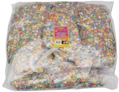 10 sachets de 100g de confettis