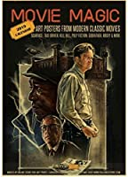 ZZFJF Puzzles Jigsaw Puzzles 1000 Pieces For Adults Vintage Classic Movie Series Poster Puzzle Fight Club Puzzle Puzzles For Adult Art Puzzles For Adults 50x75cm