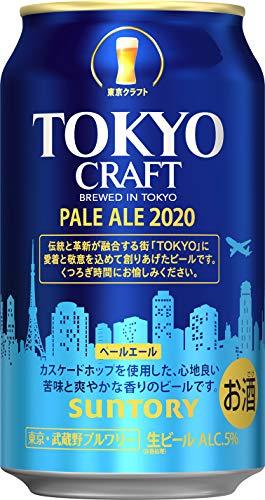 TOKYOCRAFT(東京クラフト)ペールエール[日本350ml×24本]