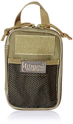 Maxpedition Mini Pocket Organizer Tasche, Khaki, Einheitsgröße