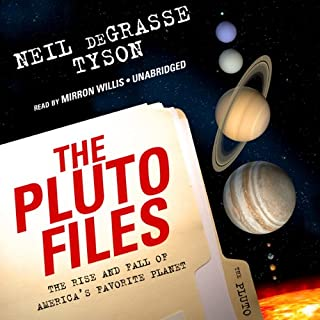 Page de couverture de The Pluto Files