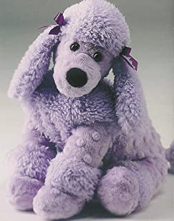 Sonoma Lavender Heat Plush Poodle