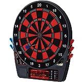Exact Dartboard électronique, 19 panneaux de fléchettes numériques...