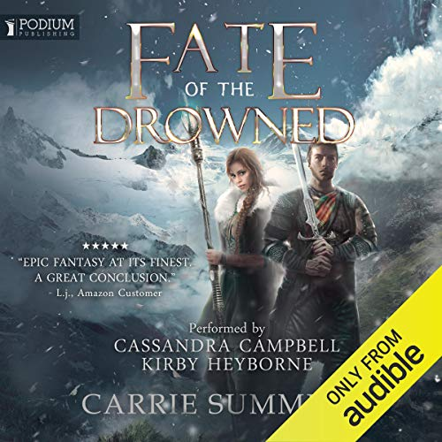 Fate of the Drowned audiobook cover art