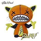 Rocket USA - Gus Fink Stitch Kitten peluche Blurb 18 cm