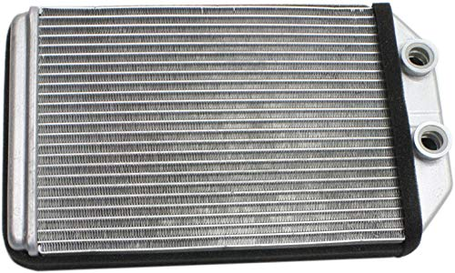 Garage-Pro Heater Core Compatible with AUDI A6 1999-2004 Aluminum 8-3 8 x 6-5 16 x 1-1 4 in. Core Size 5 8 Inlet Size