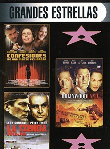 Confesiones de una mente peligrosa / La tienda roja / Hollywoodland
