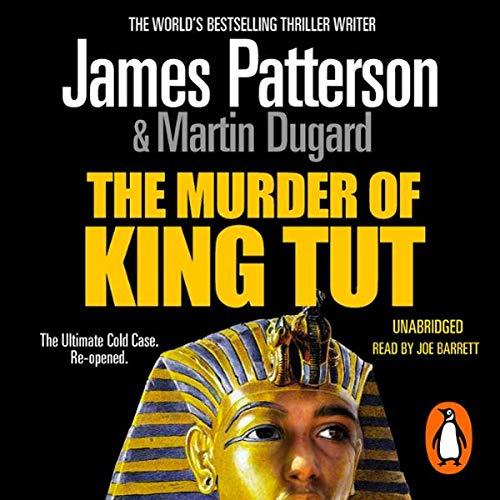 The Murder of King Tut audiobook cover art