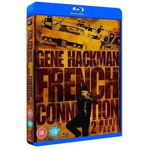 French Connection/French Connection Ii (3 Blu-Ray) [Edizione: Regno Unito] [Edizione: Regno Unito]