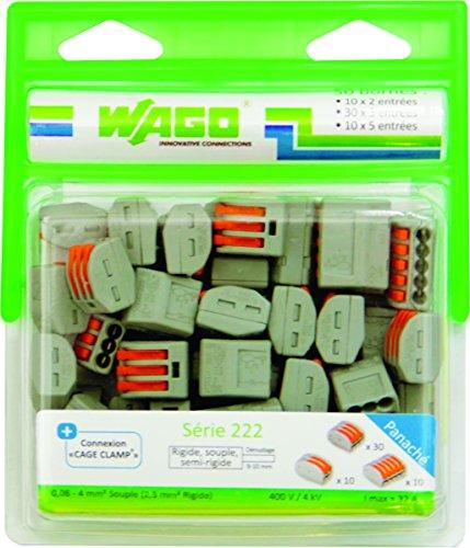 Wago WAG222/PAN50 222 2-3-5 Eingänge, 50 Stück