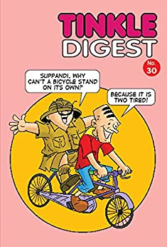 Tinkle Digest 30 by [ANANT PAI]