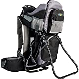 ClevrPlus Canyonero Camping Baby Backpack Hiking Kid Toddler Child Carrier with Stand and Sun Shade Visor,...