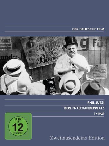 Berlin-Alexanderplatz - Zweitausendeins Edition Deutscher Film 1/1931.