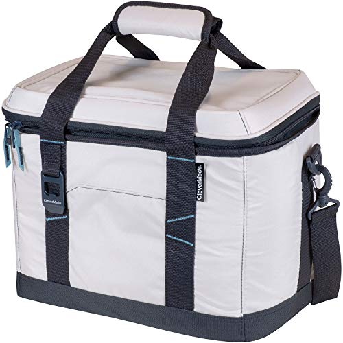 CleverMade Collapsible Soft Cooler Bag Tote