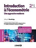 Introduction à l'économétrie - Une approche moderne